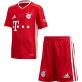 adidas - FC Bayern Home Mini Kit 20/21 Kinder fcb true red