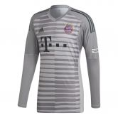 adidas - FC Bayern Home Goalkeeper Jersey 18/19 Men grey one light granite utility ivy