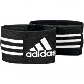 adidas - Ankle Straps black white