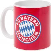 FC Bayern - Tasse Mia san mia rot
