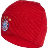 adidas - FC Bayern Beanie Unisex fcb true red white