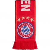 adidas - FC Bayern Schal fcb true red red white