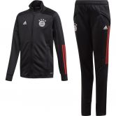 adidas - FC Bayern Track Suit Kids black fcb true red