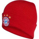 adidas - FC Bayern Home Beanie unisex fcb true red white