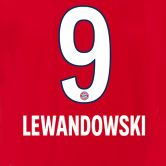 adidas - Flock Lewandowski Home 18/19 klein