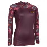 ION - Rashguard Lizz Damen dark berry