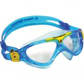 Aqua Sphere - Vista Kid Swimming Mask Kids clear / blue yellow