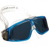 Aqua Sphere - Seal 2.0 Swimming Goggles Men clear lens light blue white