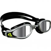 Aqua Sphere - Kaiman Exo Mirrored Lens Schwimmbrille silver black