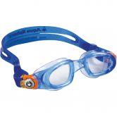 Aqua Sphere - Moby clear / transparent blue