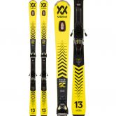 Völkl - Racetiger SC Yellow 20/21 with bindings