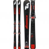 Nordica - Dobermann Spitfire 72 RB FDT 20/21 with bindings