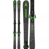 Atomic - Redster X7 WB Green 20/21 with bindings