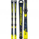 Fischer - RC4 Worldcup RC 20/21 with bindings