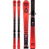 Völkl - Racetiger RC Red 20/21 with bindings