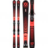Völkl - Racetiger RC Black 20/21 with bindings