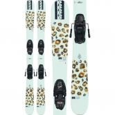 K2 - Missy 20/21 (109-129cm) with bindings