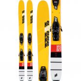 K2 - Mindbender Jr. 19/20 (139-149cm) with bindings