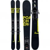 K2 - Poacher Jr. 19/20 (109-129cm) with bindings