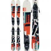 K2 - Juvy 20/21 (139-149cm) with bindings