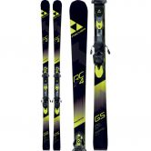 Fischer - RC4 Worldcup GS JR. 17/18 120-125cm with bindings