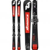 Nordica - Dobermann Combi PRO S 20/21 100-130cm with bindings
