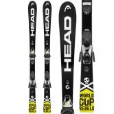 Head - Worldcup iRace Team SW SLR II 110-130cm 17/18