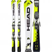 Head - Supershape SLR 2 120-130cm 18/19