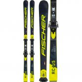 Fischer - RC4 Worldcup GS JR. 20/21 130-170cm with bindings