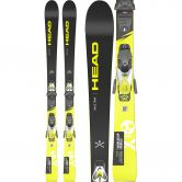 Head - Worldcup i.Race Team SLR Pro 20/21 140-160cm inkl. Bindung
