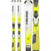 Head - Supershape SLR Pro 20/21 110-130cm inkl. Bindung