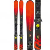 Fischer - RC4 The Curv JR 20/21 140-150cm with bindings