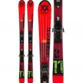 Völkl - Racetiger Junior Red 19/20 80-130cm with bindings