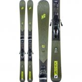 K2 - Anthem 80 20/21 with bindings