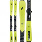 K2 - Anthem 82 20/21 with bindings