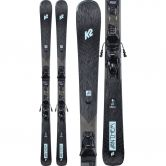 K2 - Anthem 76 20/21 with bindings