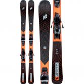 K2 - Anthem 78 20/21 with bindings