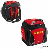 LEKI - Ski Boot Bag Hot black red