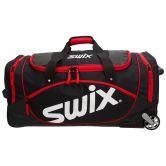 Swix - Wheeled Cargo Duffel Reisetasche 92L schwarz rot