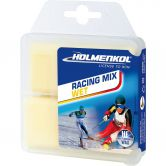 Holmenkol - Racing Mix Wet Ski Wax 2x35g  (Basic Price 34,21 € / 100 g)
