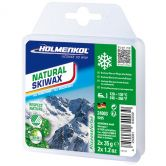 Holmenkol - Natural Skiwax 2 x 35g (Basic Price 14,27 € / 100 g)