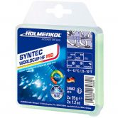 Holmenkol - Syntec WorldCup HF MID Racing Wax 2 x 35g (Basic Price 47,07 € / 100 g)