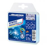 Holmenkol - Syntec WorldCup HF 2.0 Cold Racing Wax 2x35g (Basic Price 59,93 € / 100 g)