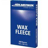 Holmenkol - Wax Fleece 100 Stück