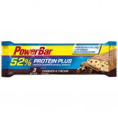 Powerbar - Protein Plus 52% cookies & cream 50g
