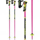 LEKI - WCR Lite SL 3D Kinder pink neon gelb schwarz grau