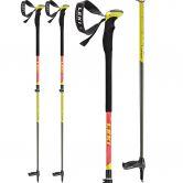 LEKI - Aergonlite 2 Carbon Skitourenstock gelb schwarz