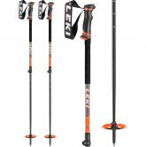 LEKI - Helicon anthrazit weiss orange