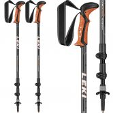 LEKI - Khumbu AS Hiking Pole white orange