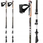 Leki - Traveller Alu Speed Lock 2 Nordic Walking Stock schwarz